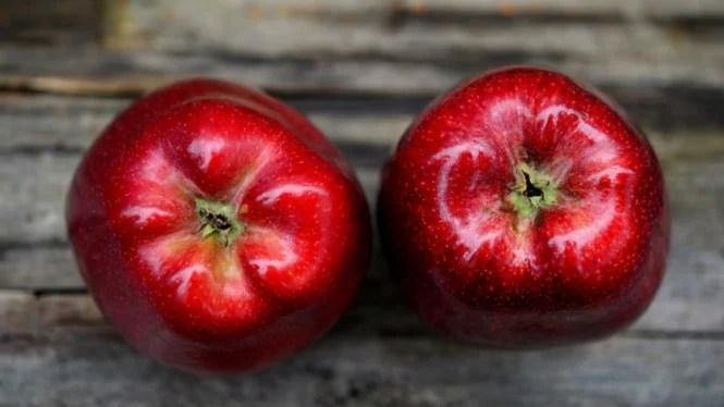 Deretan Manfaat Multifungsi Buah Apel
