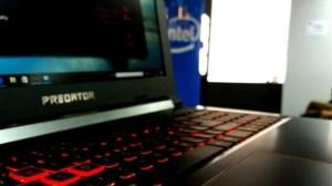 Laptop gaming untuk pembuat konten dengan spesifikasi yang garang