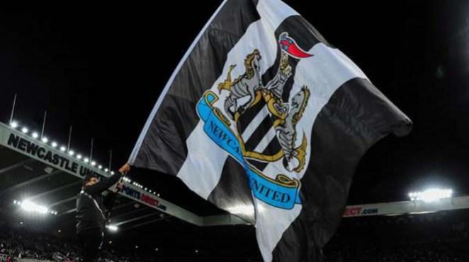 Bendera Newcastle United