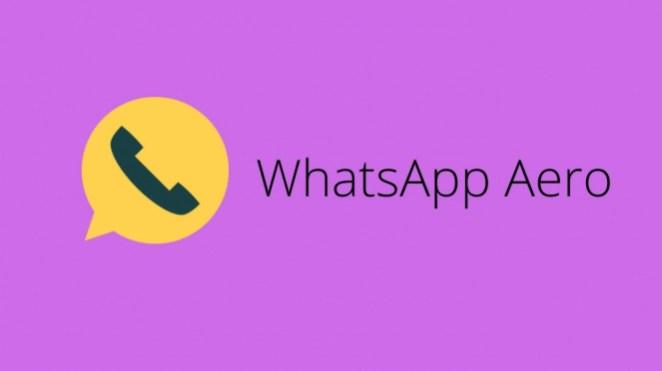 Ilustrasi WhatsApp Aero