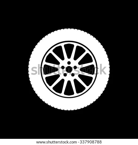 Tire Icon Stock Images Royalty Free Images Amp Vectors