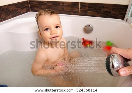Kids Shower Stock Images Royalty Free Images Amp Vectors