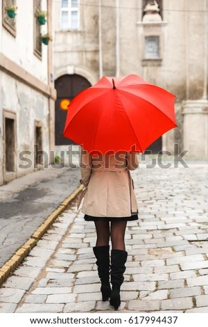 Lady In Red Stock Images Royalty Free Images Amp Vectors