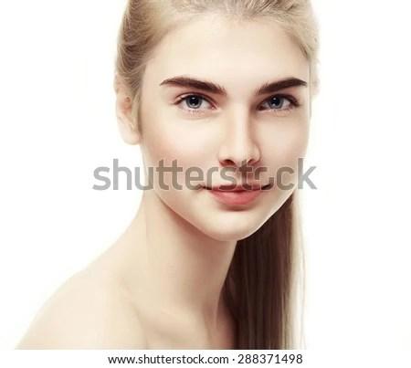 woman neck shoulder lips nose black stock photo shutterstock