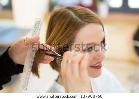 hair cut stock images royalty free images vectors shutterstock