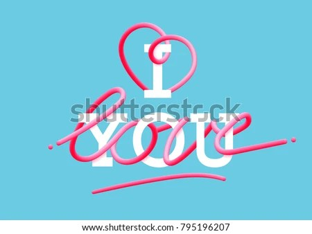 Download I Love You Cursive Stock Images, Royalty-Free Images ...