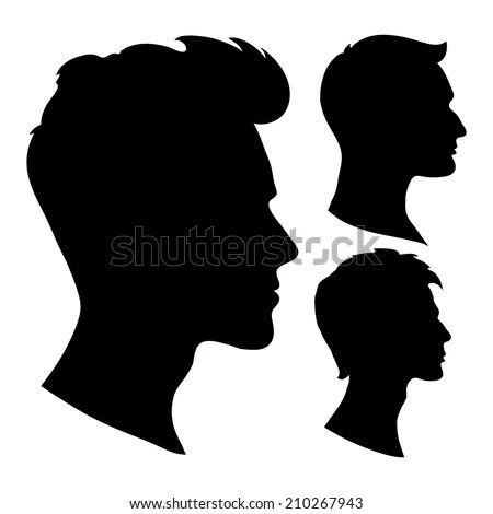 man head silhouette stock images royalty free images vectors shutterstock