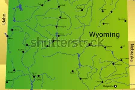 map of wyoming usa » Path Decorations Pictures   Full Path Decoration