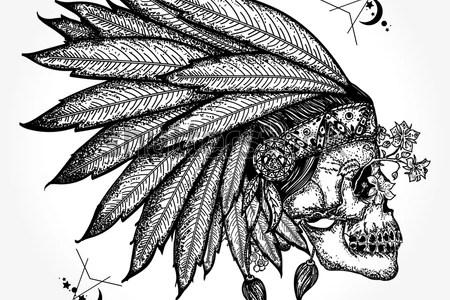 Native American Tattoo Designs For Women T