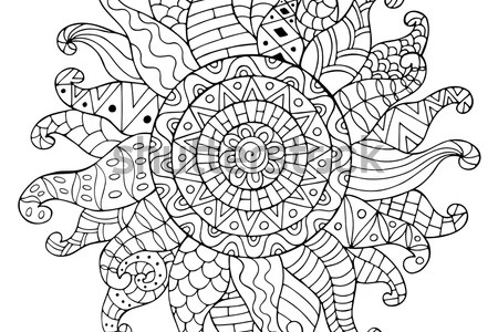 Matariki M Ori New Year Christchurch City Libraries Colouring In Scandinavian Coloring Book Pg Color Pages Stencils Templates