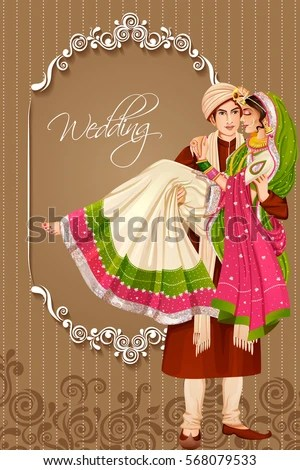Indian Wedding Couple Stock Images Royalty Free Images Amp Vectors Shutterstock