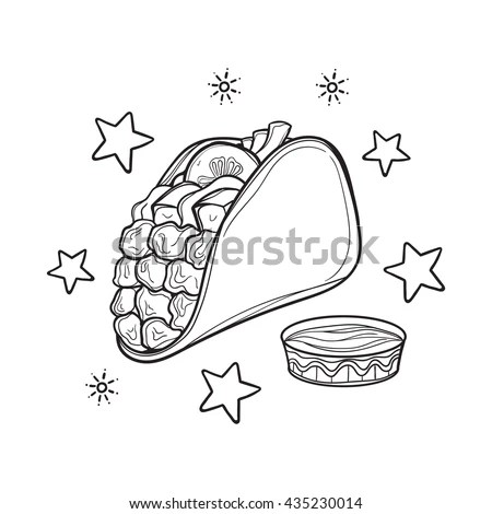 coloring book pages food stock photos royalty free images