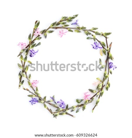 Circle Wreath Stock Images Royalty Free Images Amp Vectors Shutterstock