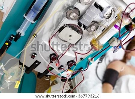 Blood Purification Medical Procedure Plasmapheresis Dialysis Stock Photo (Edit Now) 367793216 - Shutterstock