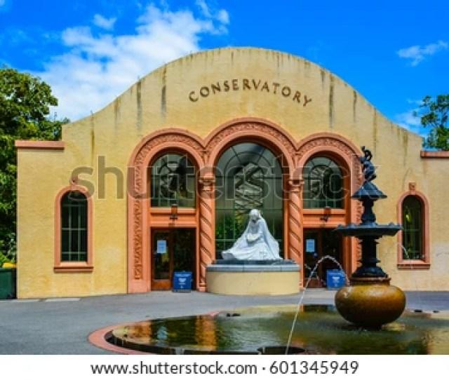 Melbourne Australia Feb 2 2017 The Conservatory One Of Melbournes