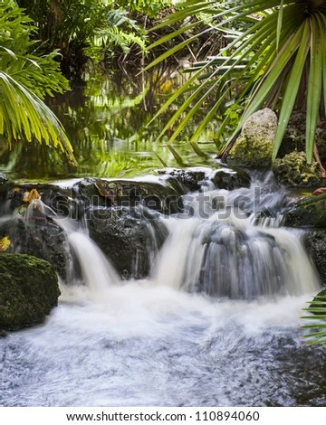 Tropical Waterfall Stock Images, Royalty-Free Images ...