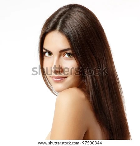 brown hair stock photos images pictures shutterstock