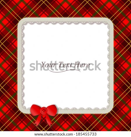 Border Tartan Stock Photos Images Amp Pictures Shutterstock