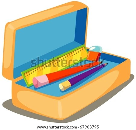 Pencil Case Stock Photos Images Amp Pictures Shutterstock