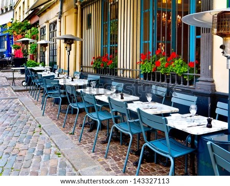 Bistro Stock Photos Images Amp Pictures Shutterstock