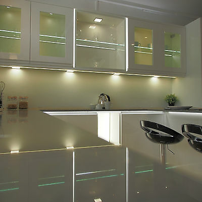 3 kitchen cabinet plinth led lights sirius square cupboard kick board cool white indoor lighting home kitchen under cabinet lights