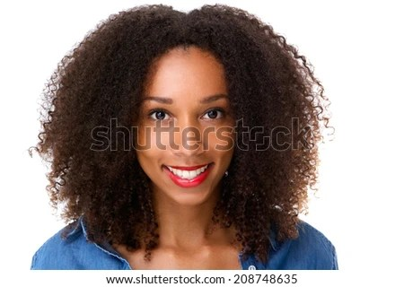 african american curly hair stock photos images pictures shutterstock