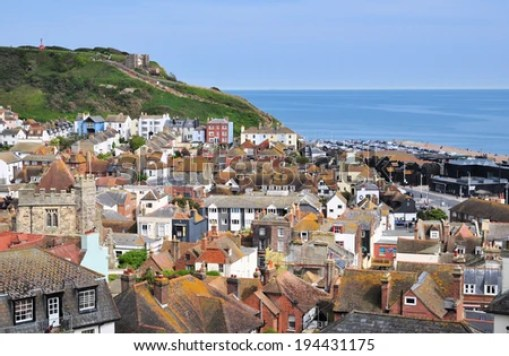 Here's the Hastings we'll be visiting.