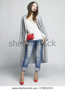 Fashion Studio Photo Young Stylish Woman Stock Photo  Edit Now     Fashion Studio Photo Young Stylish Woman Stock Photo  Edit Now  574822414    Shutterstock