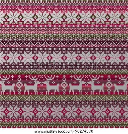 similiar party cat sweater pattern wallpaper keywords - Christmas Sweater Wallpaper