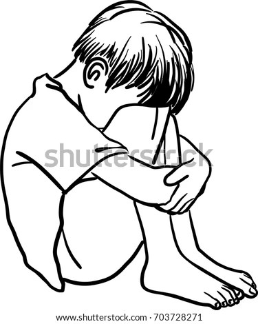 Sad Kid Stock Images Royalty Free Images Amp Vectors