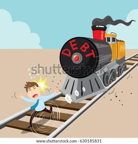 Debt Train is Derailed
