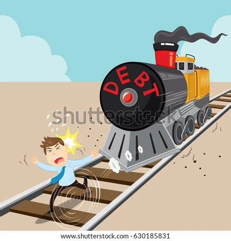 Debt Train is Derailed