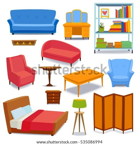 Clipart Living Room Furniture Free