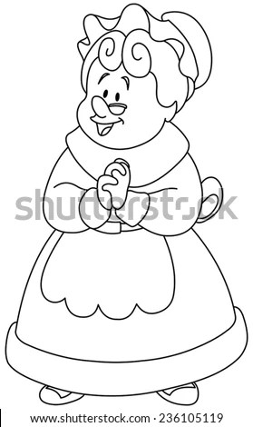 mrs claus stock photos royalty free images amp vectors shutterstock