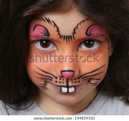 face painting stock photos royalty free images vectors