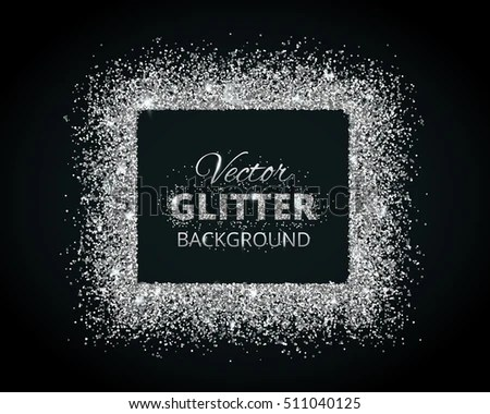 Glitter Frame Stock Images Royalty Free Images Amp Vectors