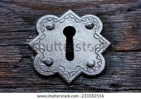 Old Keyhole Stock Images Royalty Free Images Amp Vectors