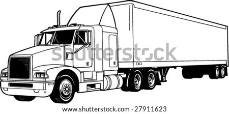 Tractor Trailer Stock Images Royalty Free Images