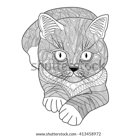 spotted cat stock photos royalty free images amp vectors shutterstock