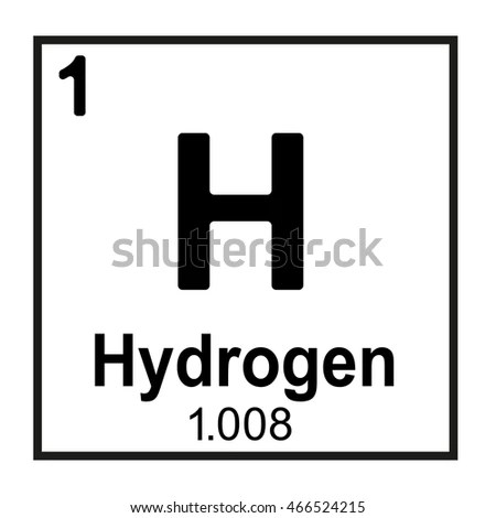What is the symbol for hydrogen on periodic table - Hydrogen on the periodic table ...