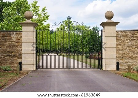 Stone Gate Stock Images Royalty Free Images Amp Vectors Shutterstock