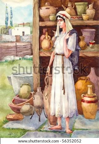 little jewish girl
