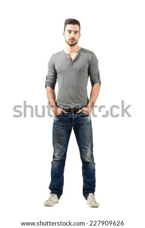 Right Standing Posture