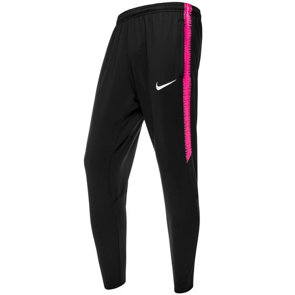 paris saint germain trainingshose dry squad schwarz pink