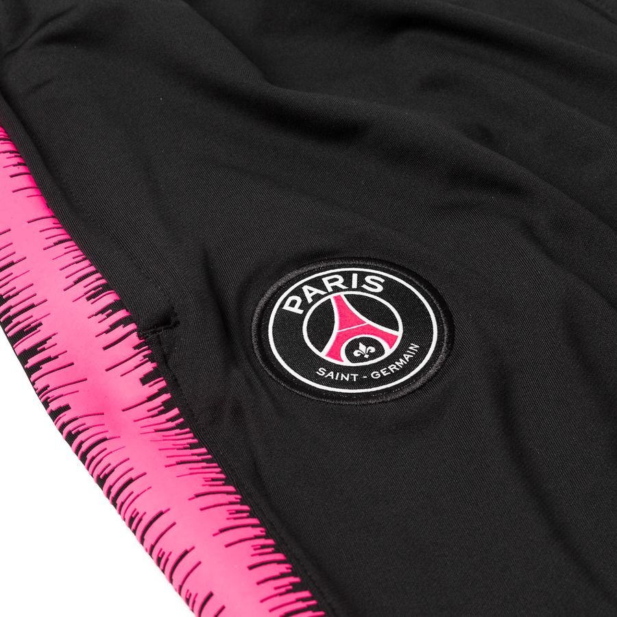paris saint germain trainingshose dry squad schwarz pink