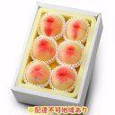 【ふるさと納税】●先行予約受付●岡山県産 白桃(早生種)約1