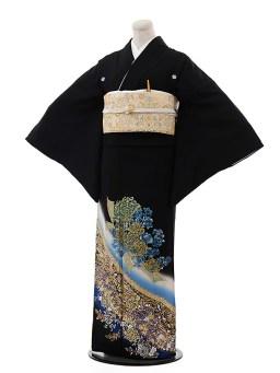 黒留袖 レンタル おすすめ 正絹 3175 ブランド 桂由美