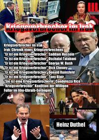 Chronik der Kriegsverbrechen im Irak III.【電子書籍】[ Heinz Duthel ]