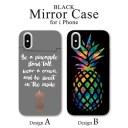 iPhoneSE(第2世代) ケース 鏡付き 背面収納 iPhoneXR iPhoneXsMAX iPhoneX/XS iPhone8/7 ミラ……