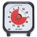 送料無料 タイムタイマー アラーム付き 時計 Sサイズ 時間の経過が一目で分かる 知育 療育に! 発達障害 アスペルガー PDD ADHD TIME TIMER